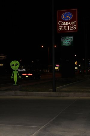 Comfort Suites Roswell: Welcome to Roswell