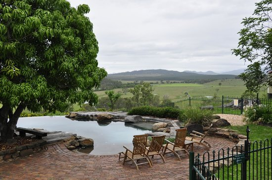 Spicers Hidden Vale: Great valley view