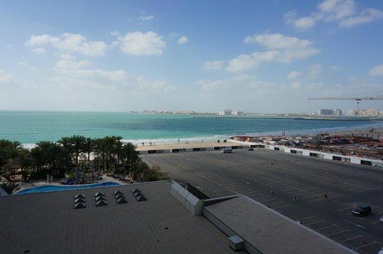 Hilton Dubai Jumeirah : View from room