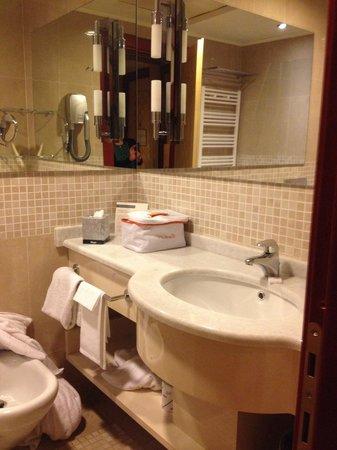 Atahotels Fiera: Il bagno
