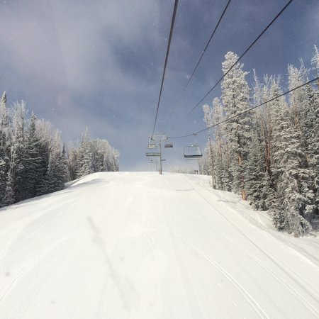 Yellowstone Club: First tracks all day