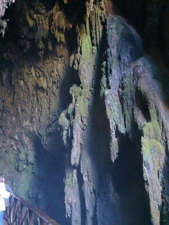 Monasterio de Piedra : cola de caballo