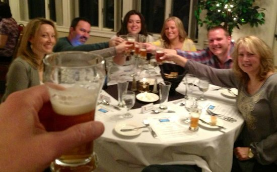 The Lucerne Inn : Lucerne Inn Beer Dinner - Fun
