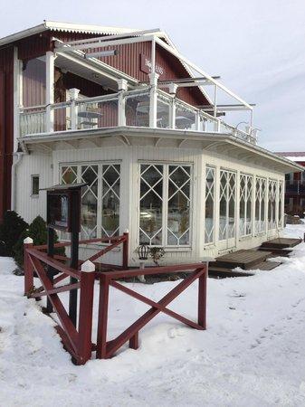Bomans Hotel in Trosa: Bomans