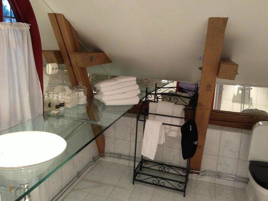 Bomans Hotel in Trosa: Toaletten i Hamnsviten