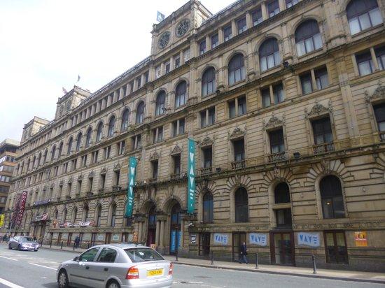 Britannia Manchester Hotel : Exterior