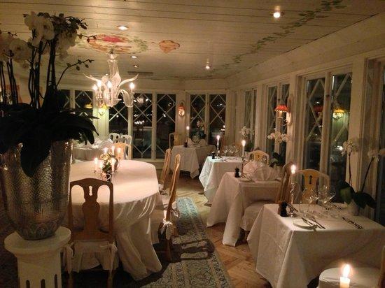 Bomans Hotel in Trosa: Matsalen