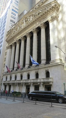 Wall Street : La Bolsa