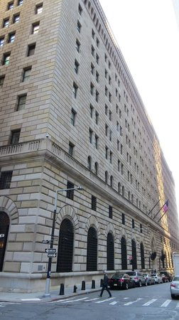 Wall Street : Reserva Federal
