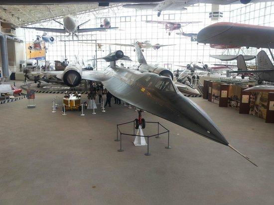 The Museum of Flight : Blackbird