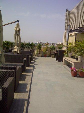 Hotel Regent Grand: Hotel Rooftop