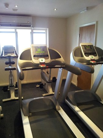 Springfield Hotel & Health Club: Treadmills
