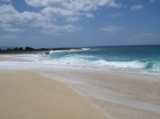 Ke Iki Beach Bungalows: beach