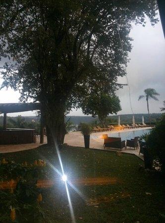 Panoramic Grand : vista desde el desayunador