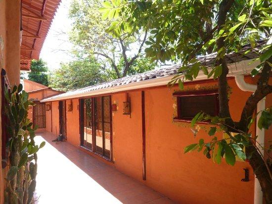 Rancho De La Playa: Les chambres