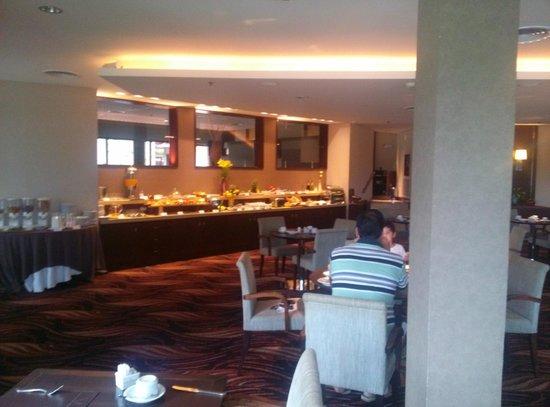 Panoramic Grand : desayuno