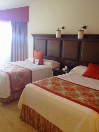 Grand Palladium Vallarta Resort & Spa : Habitación 2230