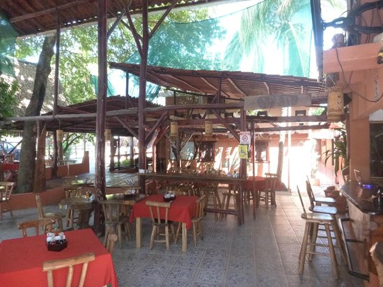 Rancho De La Playa : Resto / bar