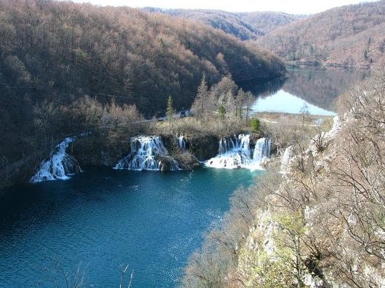 Plitvice Lakes National Park - lower