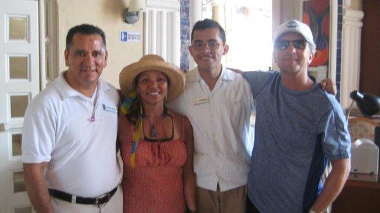 Mia Cancun: great staff