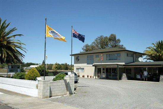 Thornton Lodge Motel: Entrance