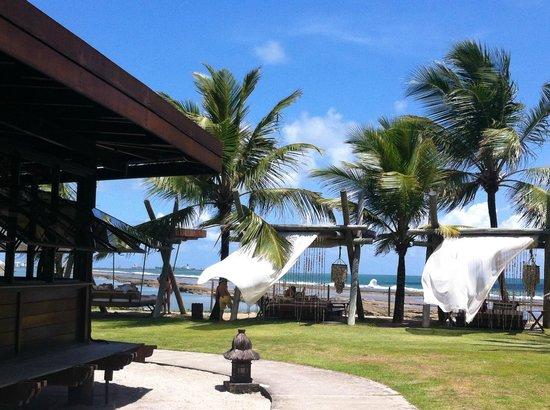 Nannai Resort & Spa: Restaurante