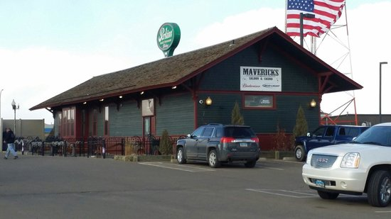 Maverick's Saloon