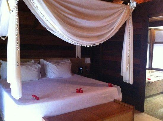 Nannai Resort & Spa: Bangalô