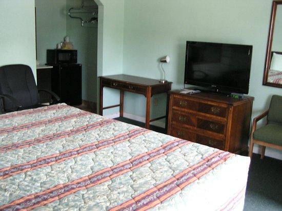 American Inn Motel : king/suite