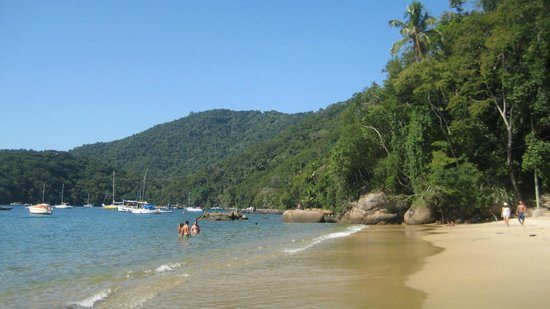 Abraao Beach : Praia do Canto