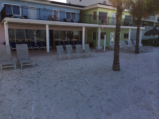 The Hotel Sol : beach