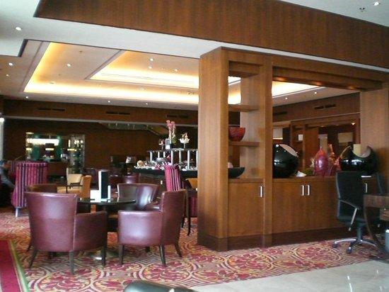 Budapest Marriott Hotel: Lobby bar