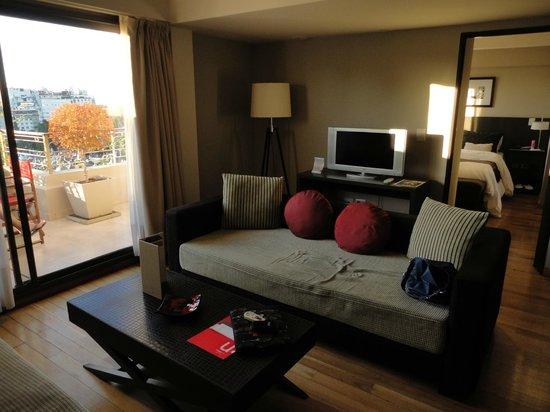Urban Suites Recoleta Boutique Hotel: .