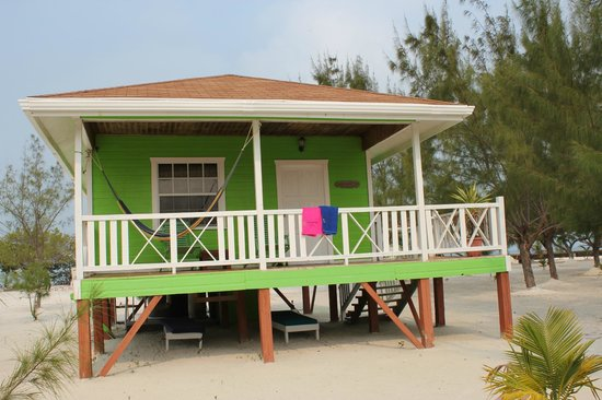 Coco Plum Island Resort : Cabana Kimi