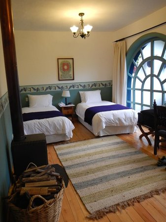 Hacienda Zuleta: Our Room