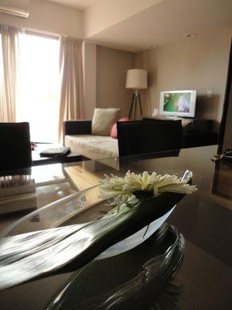 Urban Suites Recoleta Boutique Hotel: Detalles hermosos de deco