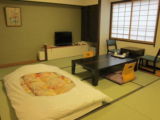 Maifukan : Japanese-Style Room