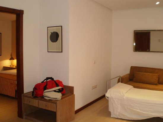 Hotel Puerto de la Cruz: SUITE