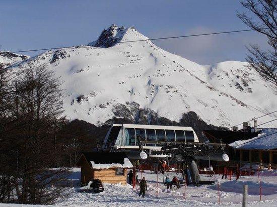 Cerro Castor (Castor Mount) : Top of Cerro Castor