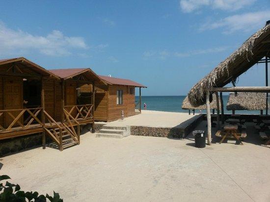Caba as picture of las veraneras santa clara tripadvisor - Cabanas en la playa ...