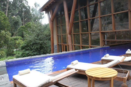 Tambo del Inka, a Luxury Collection Resort & Spa : Infinity Pool