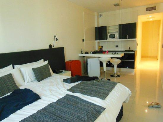 Cyan Recoleta Hotel: quarto
