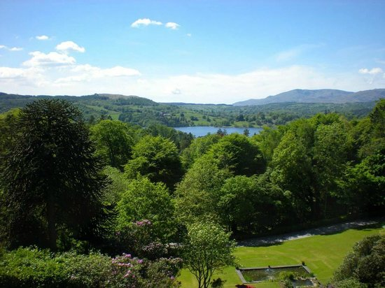 Merewood Country House Hotel : View from the room