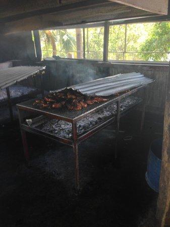 Pork Pit : Jerk Chicken