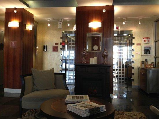 Four Points by Sheraton Manhattan SoHo Village: View of Lobby