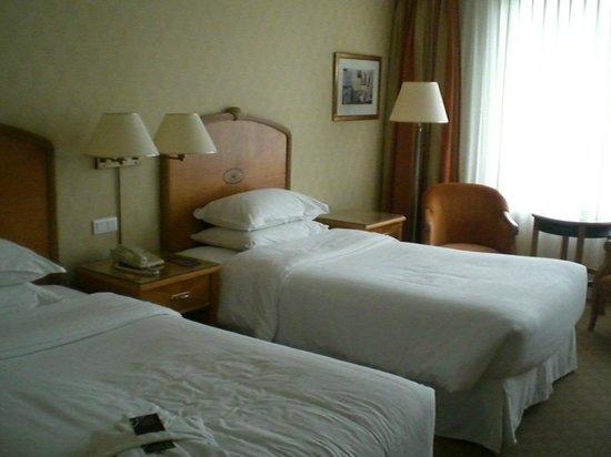 Sheraton Warsaw Hotel: Guestroom