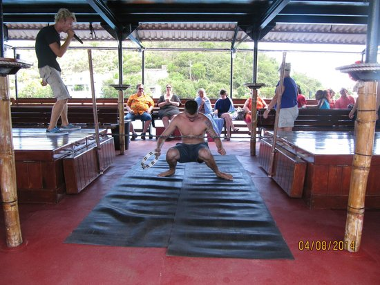 Cruise Ship Excursions: Limbo time!