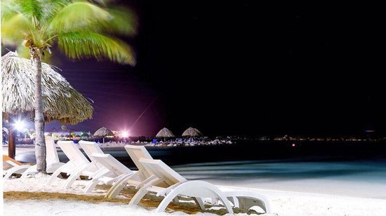 Sunscape Curaçao Resort Spa & Casino: An experience at night