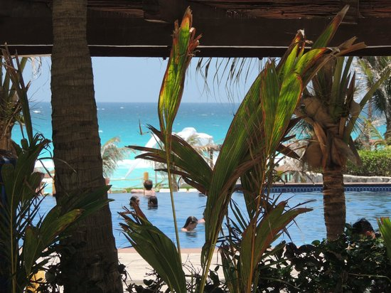 Fiesta Americana Condesa Cancun All Inclusive: Piscinas