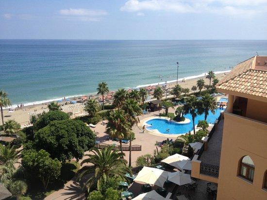 Hotel IPV Palace & Spa: Vista do 3o. andar